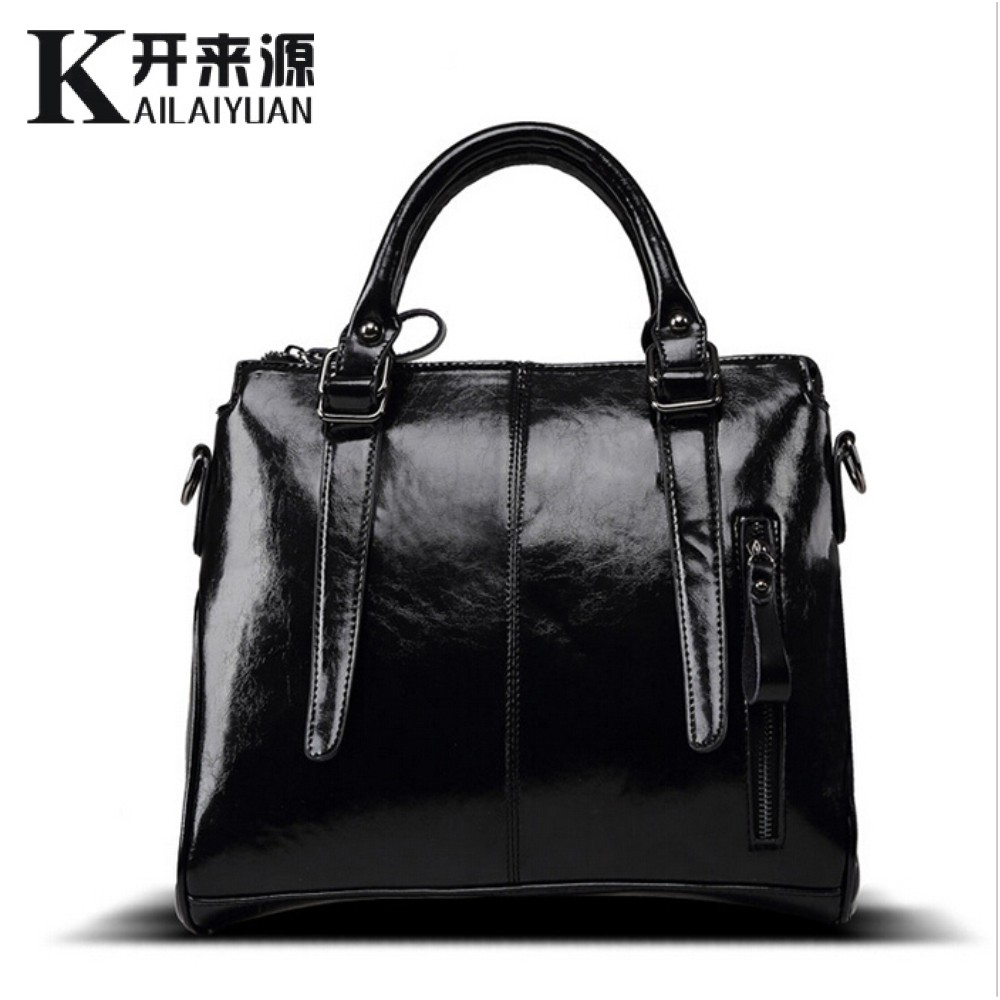 купить KLY 100% Genuine leather Women handbags 2018 New brand design Messenger bag fashion ladies Crossbody Bag famous brand bags