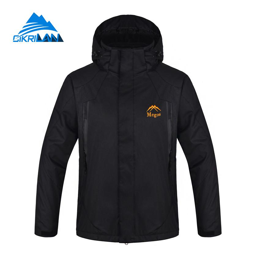 New Winter Windbreaker Waterproof Outdoor Jacket Men Climbing Camping Fishing Hiking Coat Skiing Snowboard Jaqueta Masculino new outdoor sport windbreaker waterproof jacket men hiking camping skiing climbing winter coat fleece lining jaqueta masculino