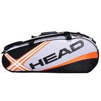 Head Tennis Badminton Racquets Sport Bags Large Capacity Tennis Badminton Rackets Bags Sports Shoulder Bags Racquet Backpacks