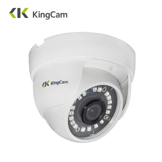KingCam Laser Système De Surveillance IP Caméra 1080 P 960 P 720 P Sécurité  Dôme Intérieur