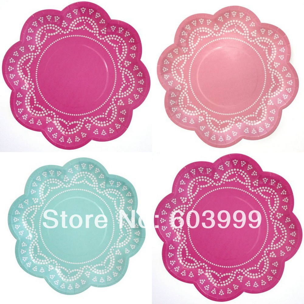 flower shaped paper plates  sc 1 st  Best resumes and templates for your business & flower shaped paper plates - Yeni.mescale.co