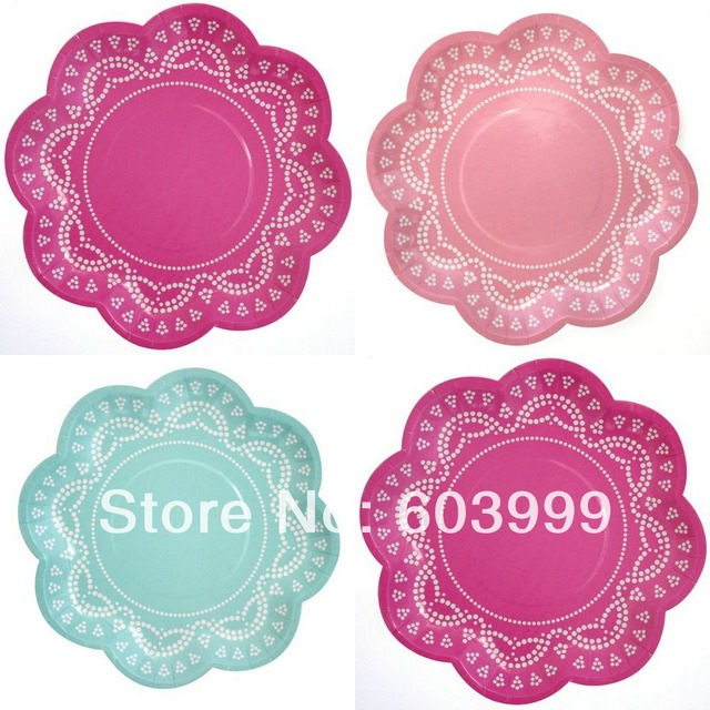 200 packs x Doily Print Partyware Stylish Unique Party Products Lovely scalloped edge Scallop Lace Paper  sc 1 st  AliExpress.com & 200 packs x Doily Print Partyware Stylish Unique Party Products ...