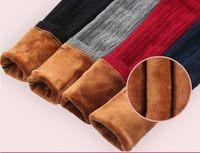 Baby Girls Autumn Winter Warm Leggings Children S Warm Long Pants Kids Plus Velvet Thicken Legging