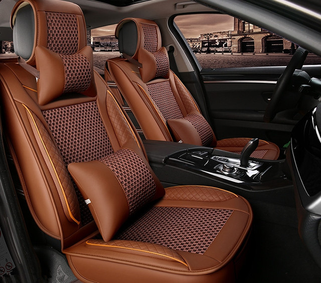Best Quality Full Set Car Seat Covers For Volkswagen Passat 2017 2007 Fashion Durable