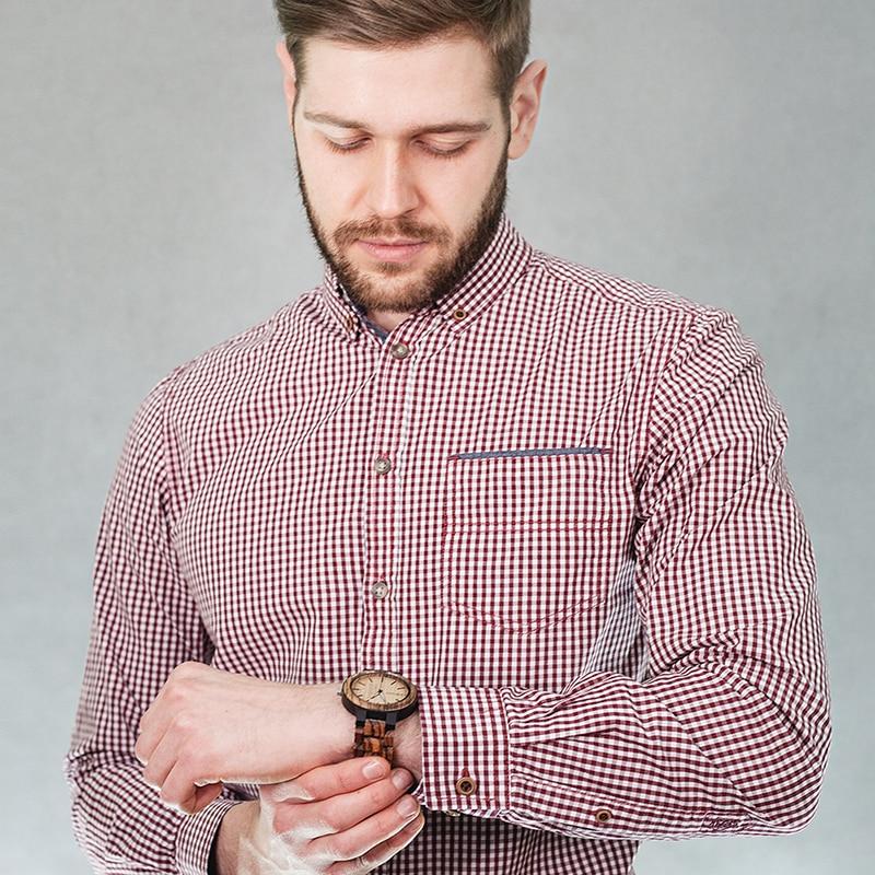 BOBO BIRD MenTimepieces Quartz  Date Wrist Wood Watches 17