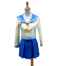 Corpse Party Naomi Nakashima Girls Marinero Kisaragi Academy Escuela Unifrom Anime Cosplay Costume