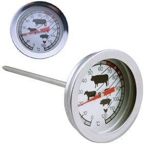 Image 1 - בשר Probe מדחום בישול מזון מנגל נירוסטה מיידי קראו מד