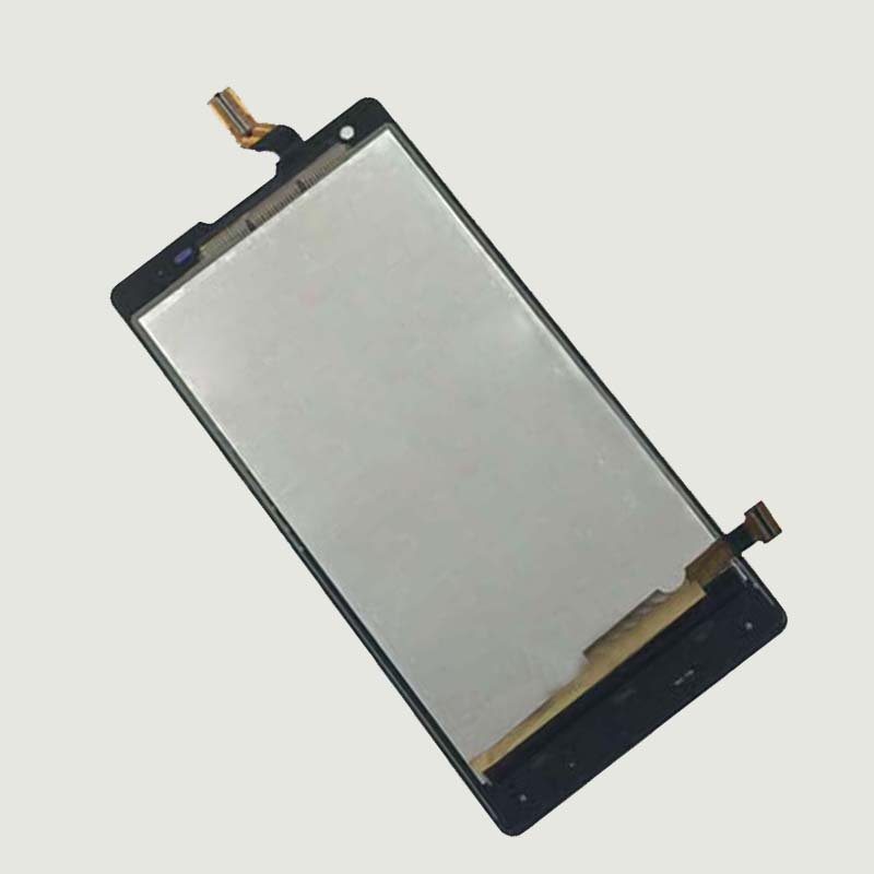 Black For Huawei Ascend G700 G700-T00 G700-U00 G700-U10 Touch Screen Digitizer Sensor Glass + LCD Display Panel Monitor Assembly