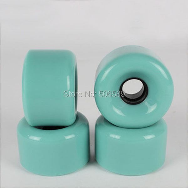 Free Shipping Skateboard Wheel Downspeed Brush Street Wheels 70x43 Mm 78A 4pcs/lot