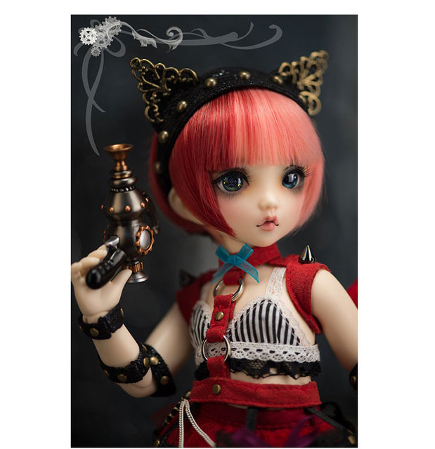stenzhorn   Bjd doll sd doll 1/6 baby girl fairyland mio joint doll 1
