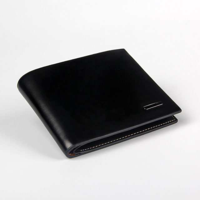 NEW Genuine Brand Men Wallets Masculina Carteira Men's Purse Clutch Credit Card Holder Durable Leather Removable Pocket