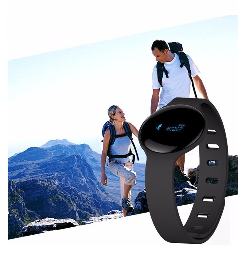Bluetooth4.0 Smart Wristband H8 Sport Bracelet Band with Pedometer Step Calories