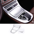 Mass ABS Central decoration Storage Cover Car Accessories For Mercedes Benz E-Class W213 E200 E300 E320 2016 2017 LHD