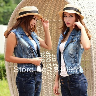 vintage jacket xl sleeveless jacket women jacket vest women vests ...