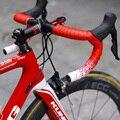 Ультра комфортная Ciclovation передовая лента для руля дорожного велосипеда с кожаной сенсорной съемкой звезда ПУ с гелевой подкладкой цвет выц...