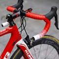 Ультра комфортная Ciclovation усовершенствованная лента для руля шоссейного велосипеда с кожаной сенсорной звездой из ПУ с гелевой подкладкой