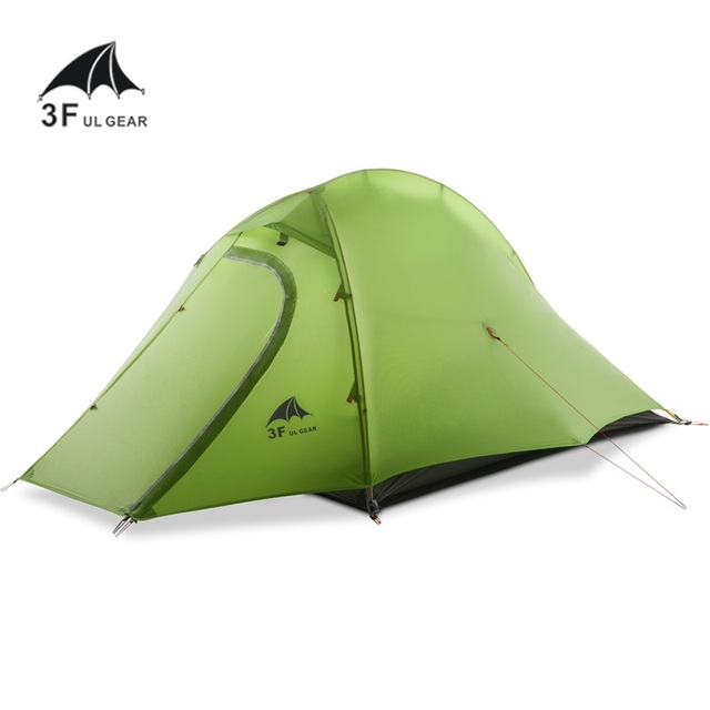 3F ul gear 2 Man 4 Season Winter Ultralight C&ing Tent Lightweight C& Equipment white/  sc 1 st  AliExpress.com & 3F ul gear 2 Man 4 Season Winter Ultralight Camping Tent ...