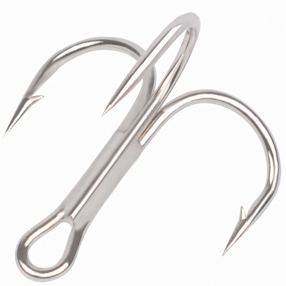 Carbon steel fishing hooks set for Fish and hooks