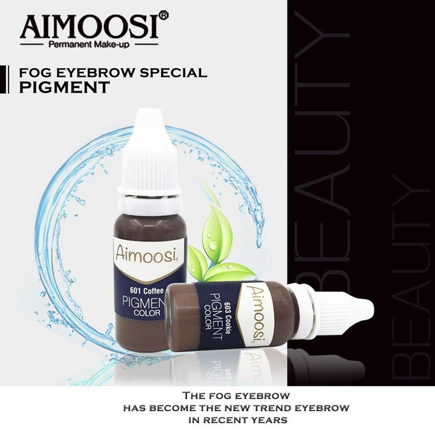 Vruće prodaja Mirco trajna šminka tetovaža tinte pigment za obrve - Tetovaže i tjelesna umjetnost - Foto 1