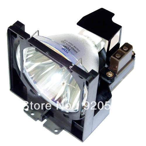 Replacement Projector Lamp with housing POA-LMP24 / 610-282-2755 for LV 7525 / LV 7525E / LV 7535 / LV 7535U lv lp06 4642a001aa replacement lamp for canon lv 7525 lv 7525e lv 7535 lv 7535u projectors 200w