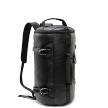 Gothenburg Leather Backpack