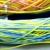 180 KG/100 KG x 20 M Energía Del Truco Cometa de 4 Líneas Grande Paracaídas Cometa Cadena De Tracción Kite