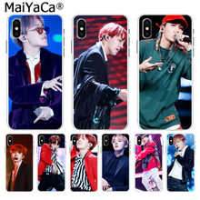 MaiYaCa BTS Bangtan Boys jhope On Sale! Luxury Cool phone Case for Apple iPhone 8 7 6 6S Plus X XS max 5 5S SE XR Cover(China)