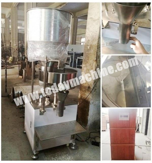 granule bag filling machine for small granule/grain