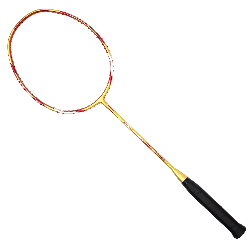 1 Pc FANGCAN WOOD N90II Ultralight Badminton Racket 100% H.M.Graphite TORAY-700 Badminton Racket With String