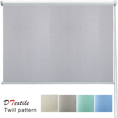 Vary Color Shade Fabric Sliver Coating Window Covering