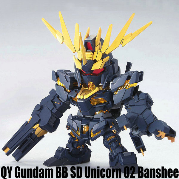 Aliexpress.com : Buy QY Gundam BB SD Unicorn 02 Banshee