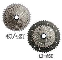 SHIMANO Deore XT CS M8000 Cogs Freewheel Mountain Bike MTB 11 speed M8000 Cassette Sprocket 11 40T 11 42T 11 46T
