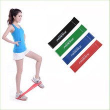 BBR02 New 4psc/lot 4 Levels Available Pull Up Assist Bands Crossfit Exercise Body Ankle Fitness Resistance Loop Band