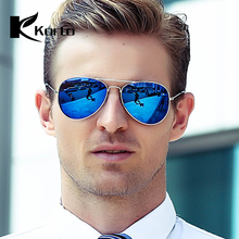Zonnebril Dames Luxury Men Women Aviation Sunglasses Fashion Pilot Eyeglasses Ladies Sun Glasses Classic Mirrored Lens Eyewear