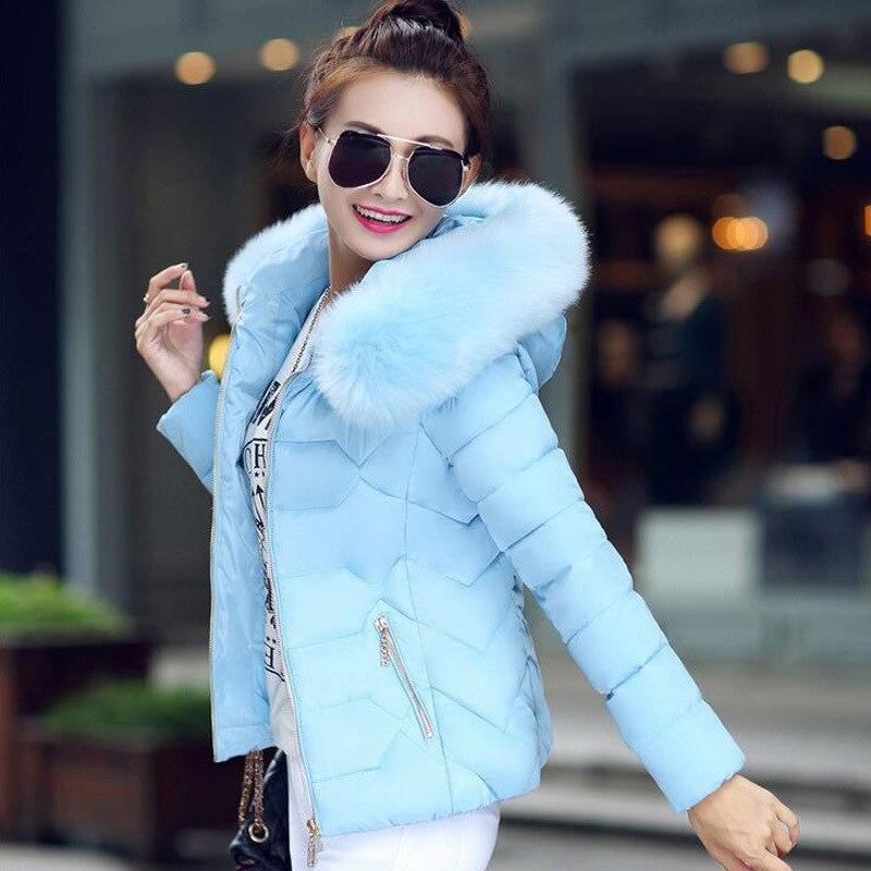 Pink Jacket Winter Women Park woman Duck Down Jackets Coats Womens ...