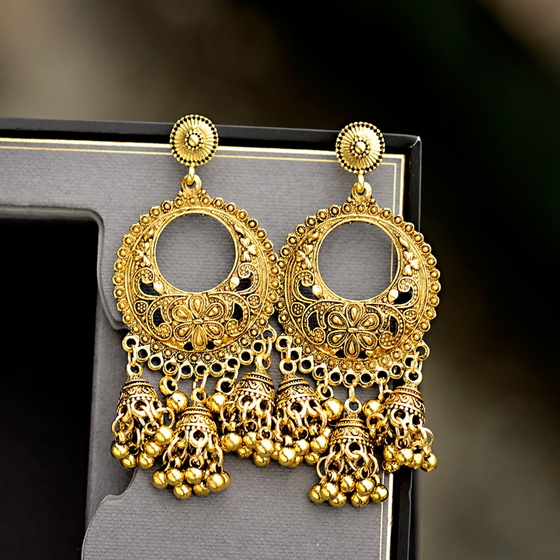 f98d7fb019 Fastest shipping big earrings flower in Hairs Style 2019