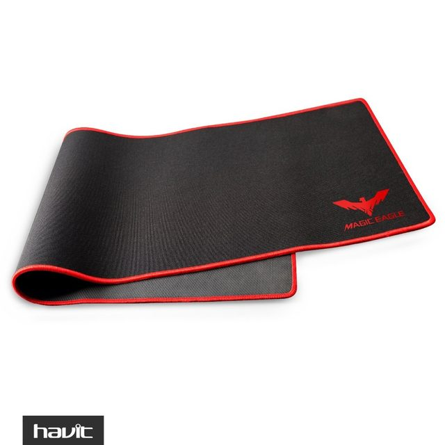 havit grand gaming mouse pad bord de verrouillage tapis de souris gamer 90 cm 30 cm tapis de souris clavier pad pour ordinateur portable pc tapis souris - Tapis De Souris Gamer