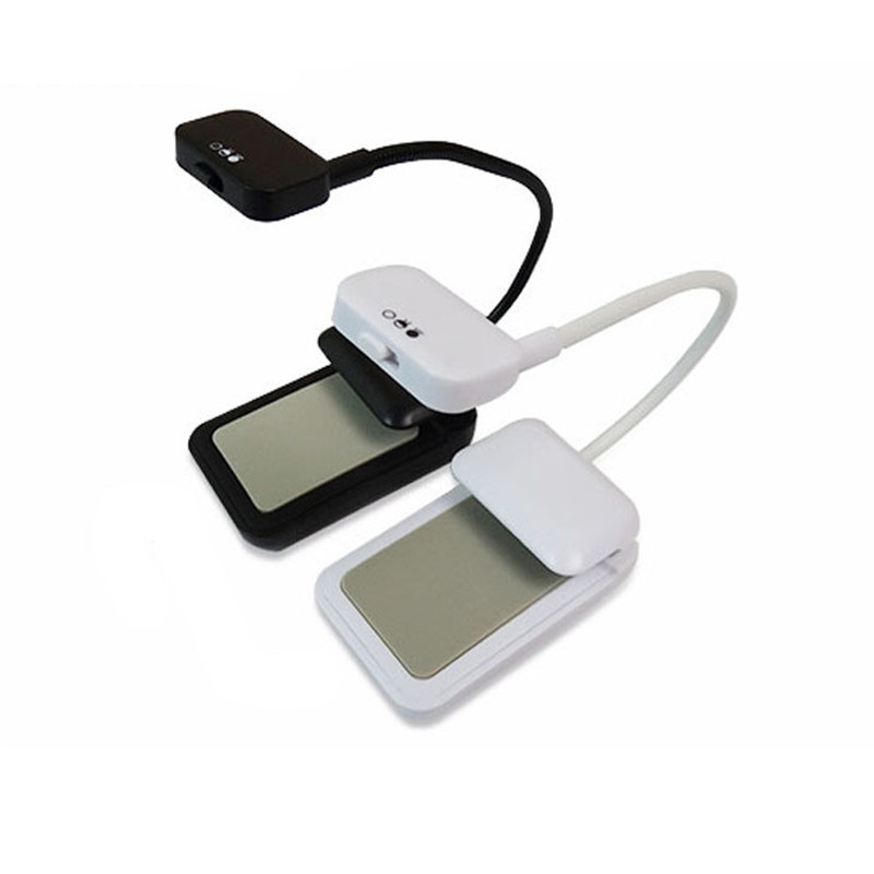 Newest-Book-Light-3-LED-E-reader-Clip-with-Flexible-Read-Light-lamp-for-Ebook-Ereader
