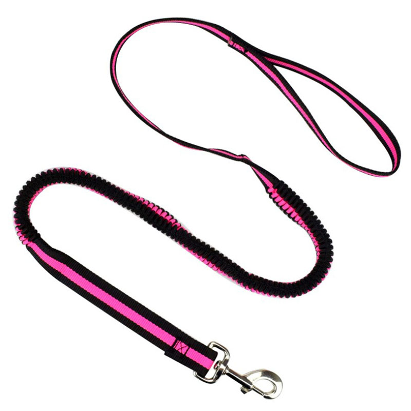 Hamster Leash Collar Harness Elastic Pet Leash Anti Dash Pull Lead Lengthened 190cm Retractable Leash For Rabbit Small Pets
