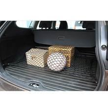 Новый универсальный интерьер автомобиля магистральные грузовой хранения Организатор Чистая сумка сетчатые карманы держатели багажа хэтчбек 110×50 см