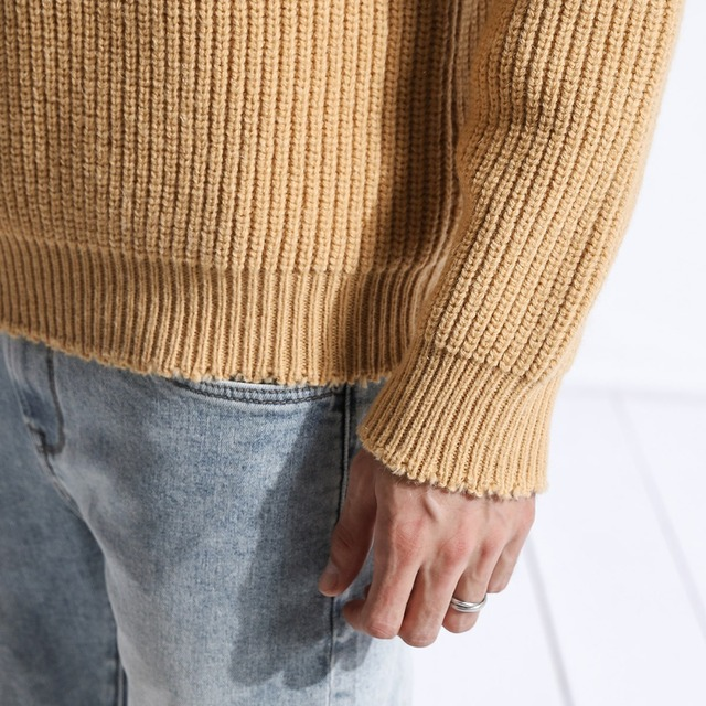 Fashion Wool Sweater for spring