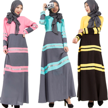 Long Dresses Malaysia Abayas Dubai itemTurkish Ladies Clothing Women Muslim Dresses Islamic Muslim Dresses For Women MSL013