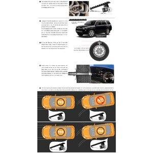 Image 5 - Ezunstamped neumático antideslizante RWD/AWD/4x4 SUV, camiones, Pickup EZ D02LX, arena, nieve, hielo, mejor que la estera de tracción, cadenas de neumáticos