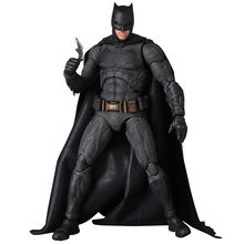 Super-heróis Da Liga Da justiça Batman DC Comics Batman Dark Knight The Dark Knight PVC Action Figure Modelo Toy M189(China)