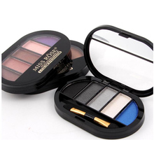 New Arrival Maquiagem Professional Cosmetics Eyeshadow Pallete Make up Highlighter Glitter Matte Smoky Eye shadow Palette 120pcs
