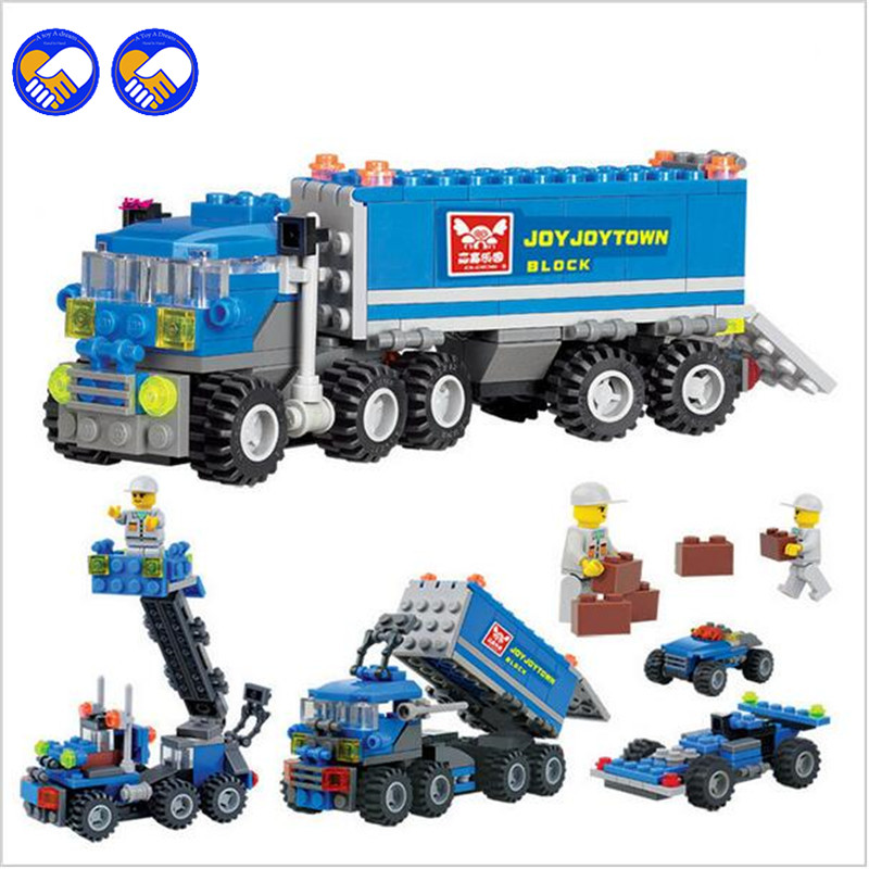 A toy A dream KAZI kids Bricks birthday gifts Enlighten educational toys Dumper Truck DIY toys building blocks,children toys kids educational toys 102pcs set sweeper model assembly building blocks kit enlighten puzzle toy children birthday gifts