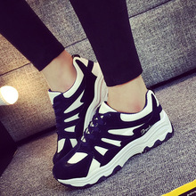 Wholesale New Arrivals 2016 New Trend Women's Brand New Board Shoes For Outdoor Activities Soft Breathable Casual Flats