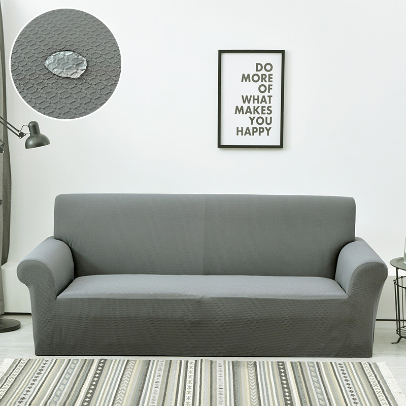 Quality Waterproof Sofa Cover elastic tight wrap all