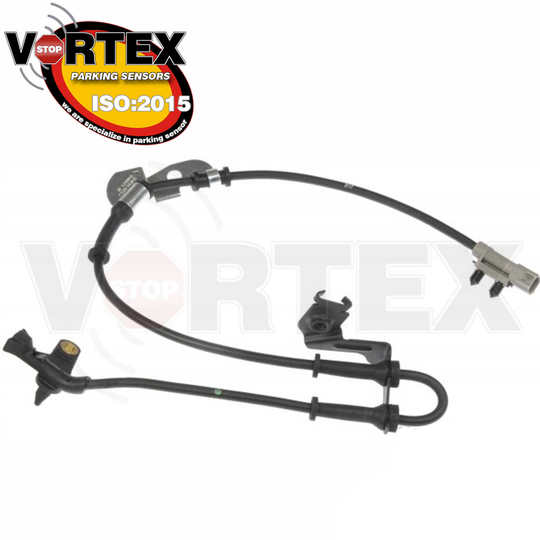 Hlyjoon 34526756384 ABS Sensor de Velocidad de la Rueda de Freno del Coche Sensor de Velocidad /única Cable 81cm 31.9 Inch para Cooper One R50 R52 R53 2001 2002 2003 2004 2006 2006 2007