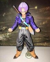 25cm Dragon Ball Z Super Saiyan Trunks Anime Action Figure PVC figures toys Collection for Christmas gift